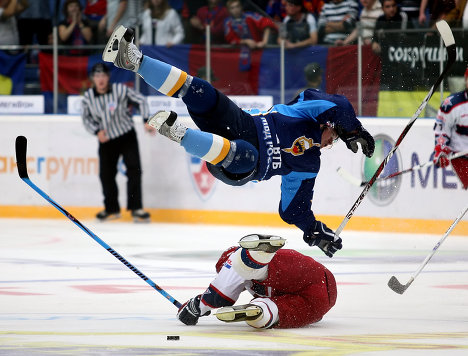 """Award-winning masterpieces of the """"Sports Russia"""" photo contest"""