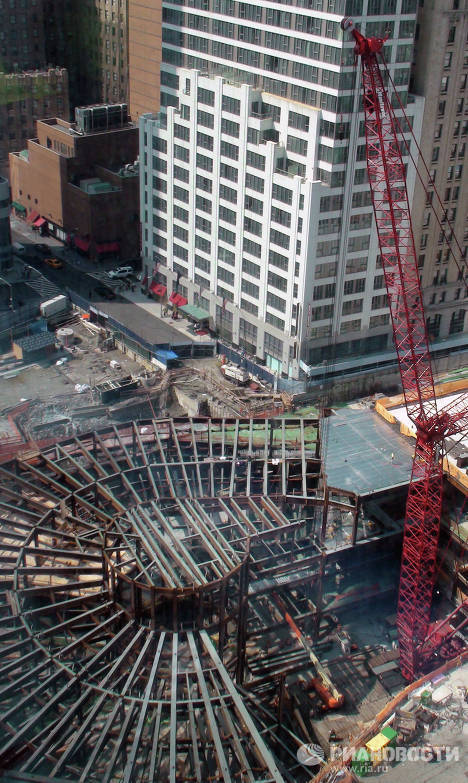 Ground Zero 11 Years After