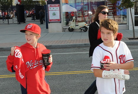 'Natitude' Brings Rare Unity to US Capital