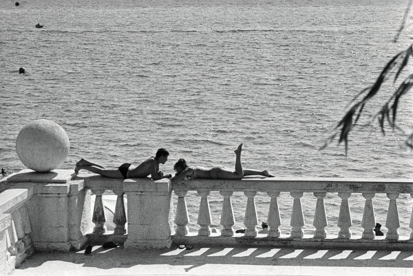 Beach Vacations in the Soviet Union