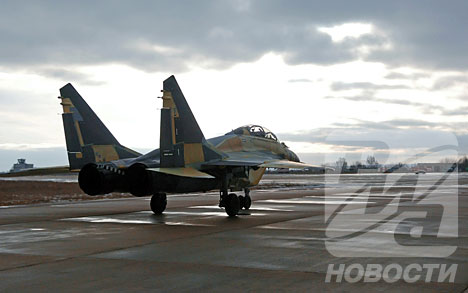 Mig-29 K/KUB fighters for India