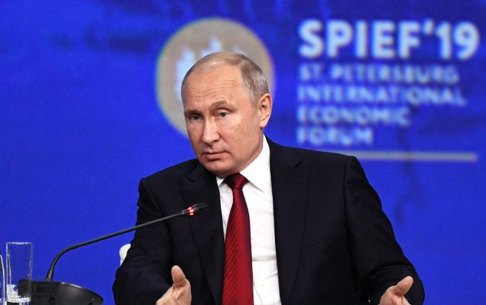 Putin: US-Russia Relations Deteriorating and Becoming Worse and Worse