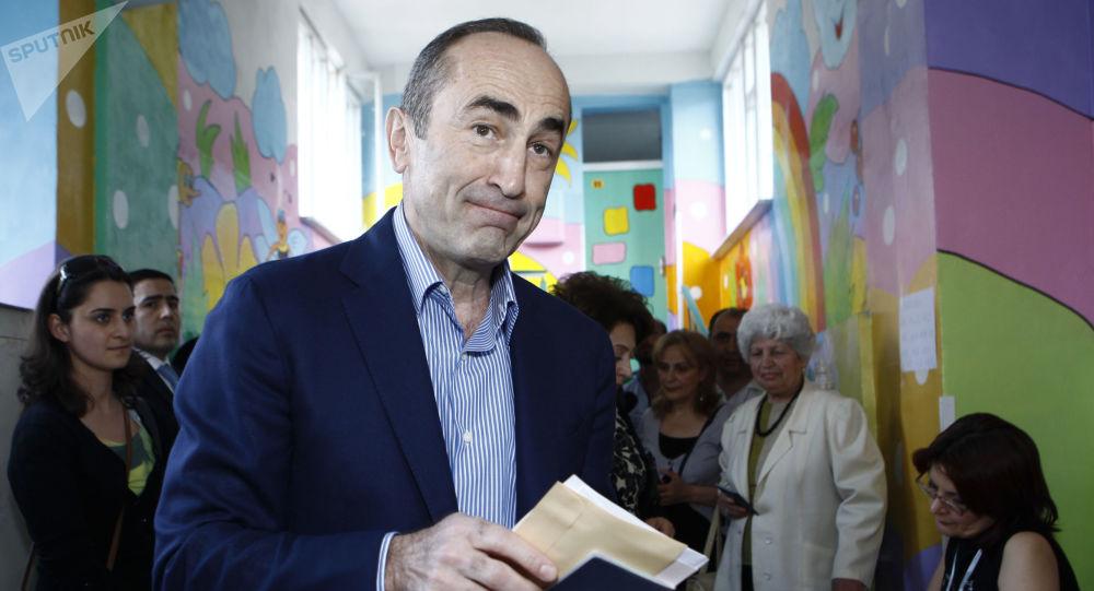 Former Armenian President Kocharyan to Appeal Rearrest Verdict