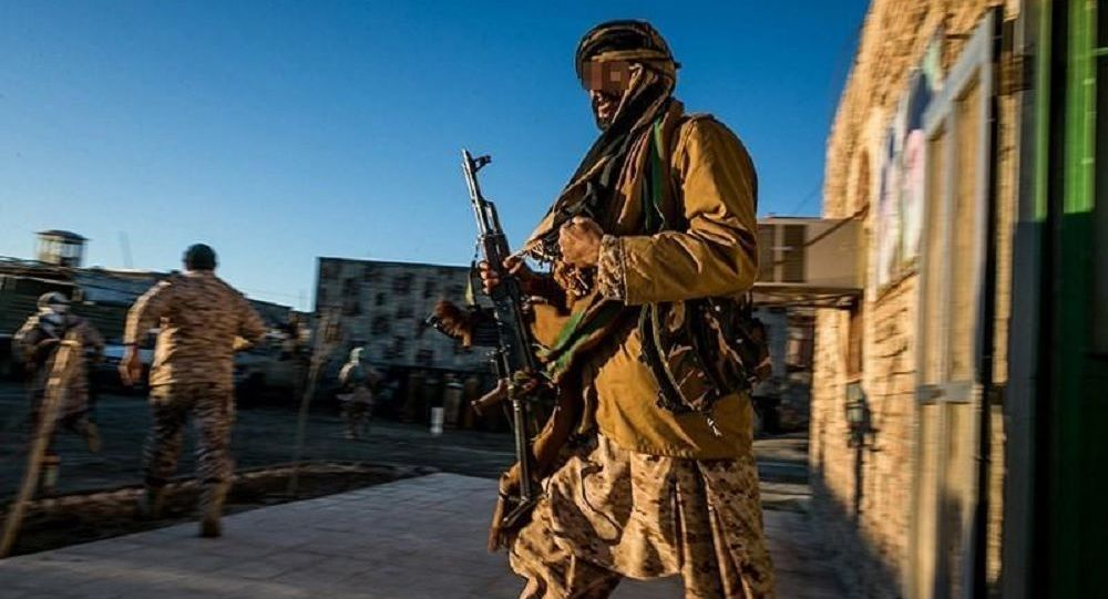 IRGC Ground Force Commandos (File)