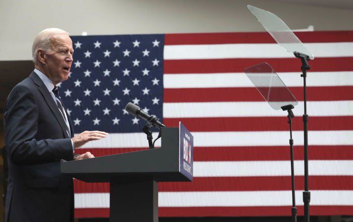 Joe Biden Strikes Again, Mixes up New Hampshire and Vermont on Campaign Trail