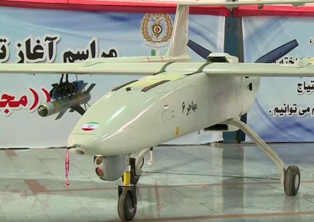 Mohajer 6 Iranian Drone
