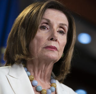 Speaker of the House Nancy Pelosi, D-Calif., holds a news conference on Capitol Hill in Washington, Wednesday, July 17, 2019