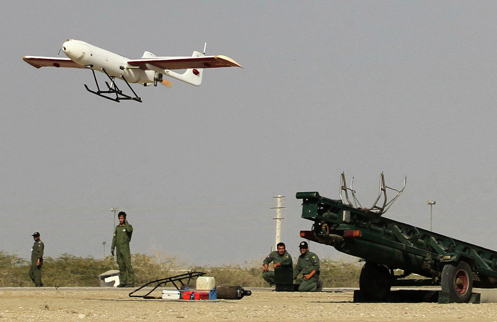 An Iranian made drone