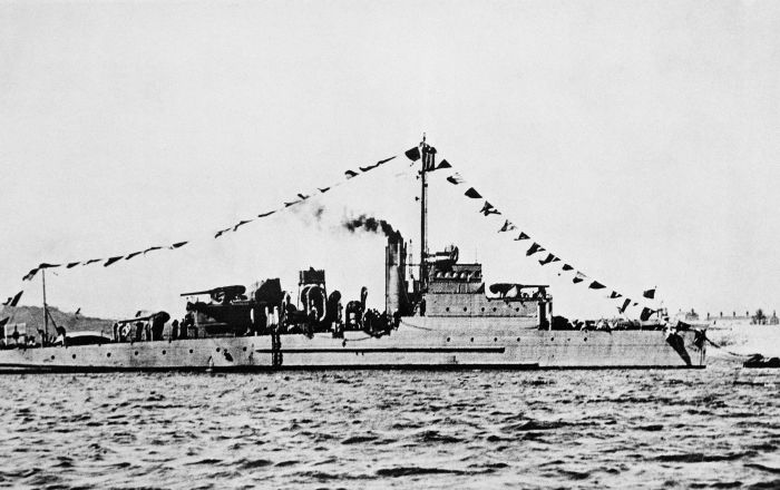 Divers Locate US Navy Warship Sunk By German Submarine in WWII