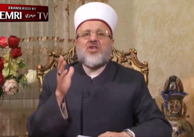 Jordanian Academic Dr. Ahmad Shahrouri