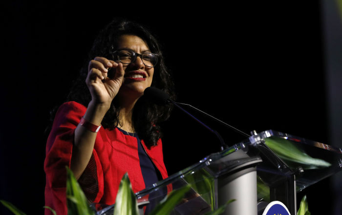 Rashida Tlaib Attends Event by Group Supporting Boycott of Israel After Rejecting West Bank Visit