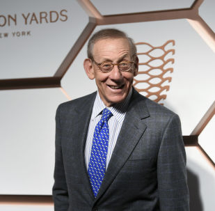 Related Companies chairman Stephen Ross attends the grand opening of the Shops & Restaurants at Hudson Yards on Thursday, March 14, 2019, in New York.