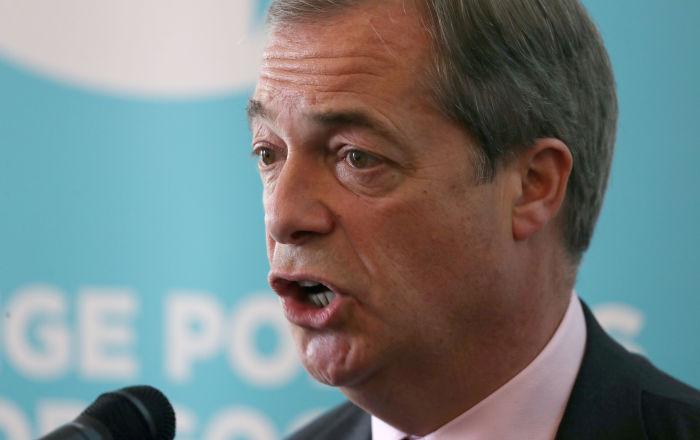 Nigel Farage Calls Himself 'Big Royalist', Sheds Light on Run-ins With Prince Charles