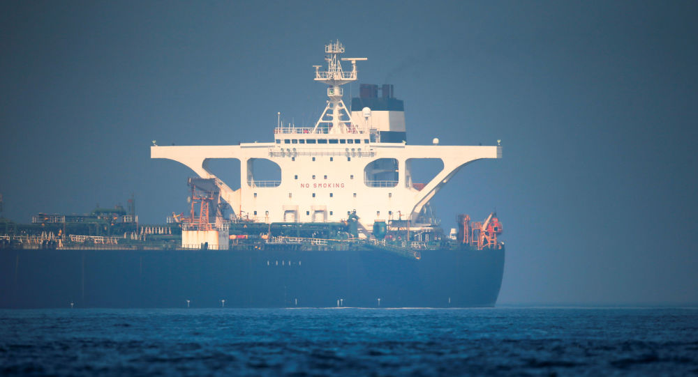US issues warrant to seize Iranian oil tanker