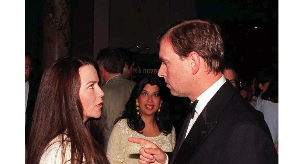 Soft-Porn' Actress Who Used to Date Prince Andrew Shocked ...