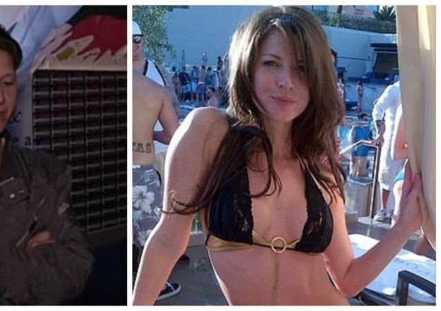 Ex-porn star Jenni Lee, 37, is discovered living destitute in the tunnels under Las Vegas
