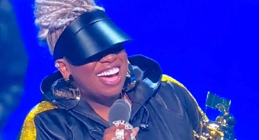 Missy Elliott performed at the 2019 Video Music Awards and took home the MTV Video Vanguard Award.