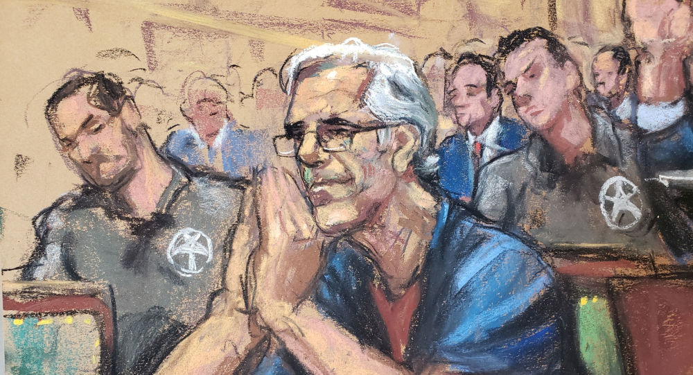I Was Their First Choice': Epstein's Ex-Cellmate Says He Was Moved to Late Pedo's Cell On Purpose