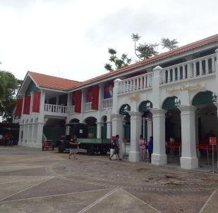 Madame Tussauds Singapore facade