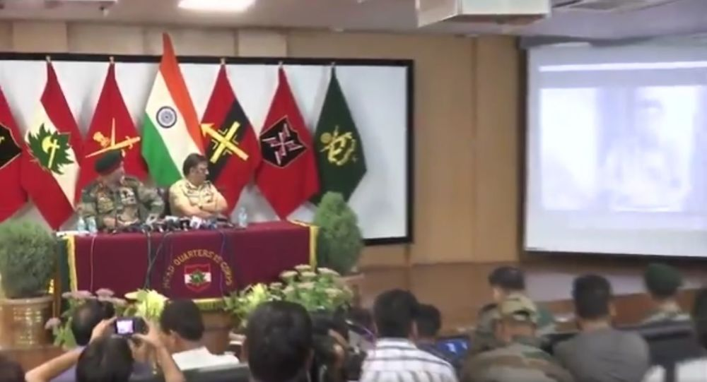 Indian Army Releases Video of Militant's Confessions to