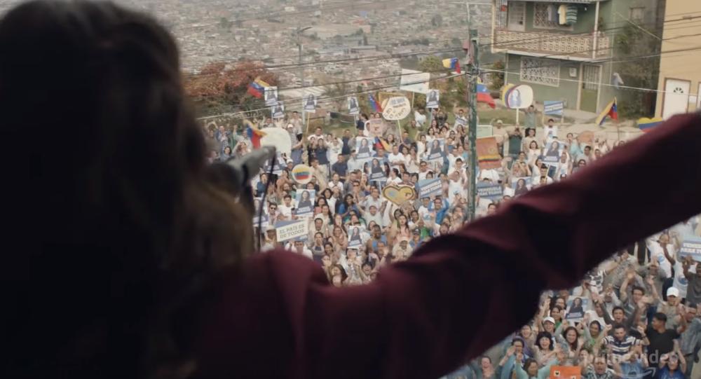 Venezuelans cheer on opposition leader in season 2 of Amazon's Jack Ryan
