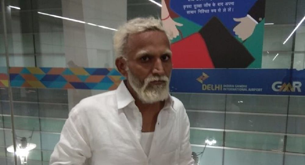 Man, 32, Disguised as Octogenarian Held at Delhi Airport over Fake Passport