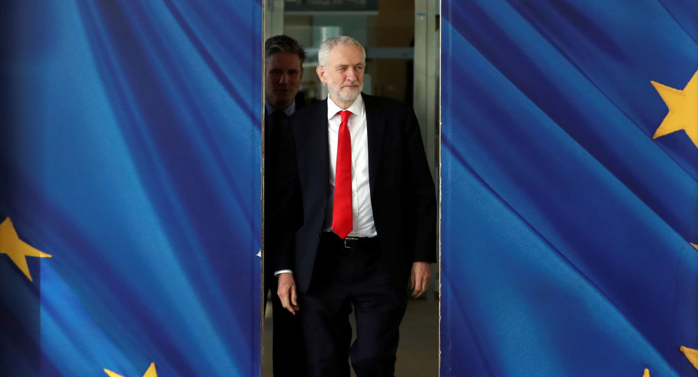 Labour Party Aims to Resolve Brexit Shambles Within Six Months of Winning Election - Report