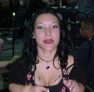 Bridget Powers, aka Bridget the Midget. American pornographic actress with dwarfism