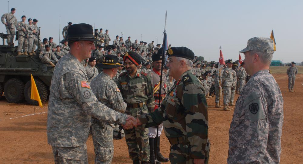 India, US start large-scale military exercises
