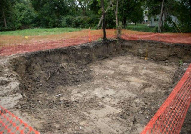 Demolition of Democratic Michigan State Representative Sherry Gay-Dagnogo's home