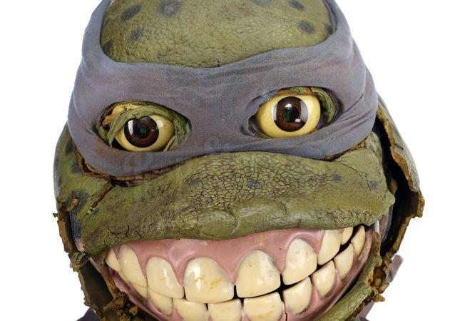 TEENAGE MUTANT NINJA TURTLES III (1993) - Leonardo's (Mark Caso) Costume