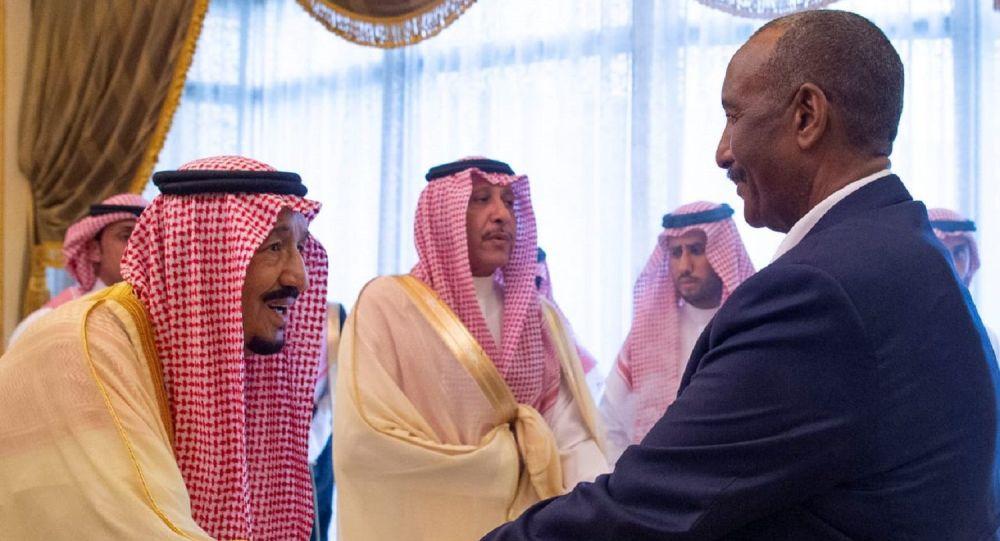 Saudi Arabia and Sudan