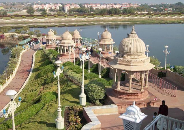 Anand sagar view