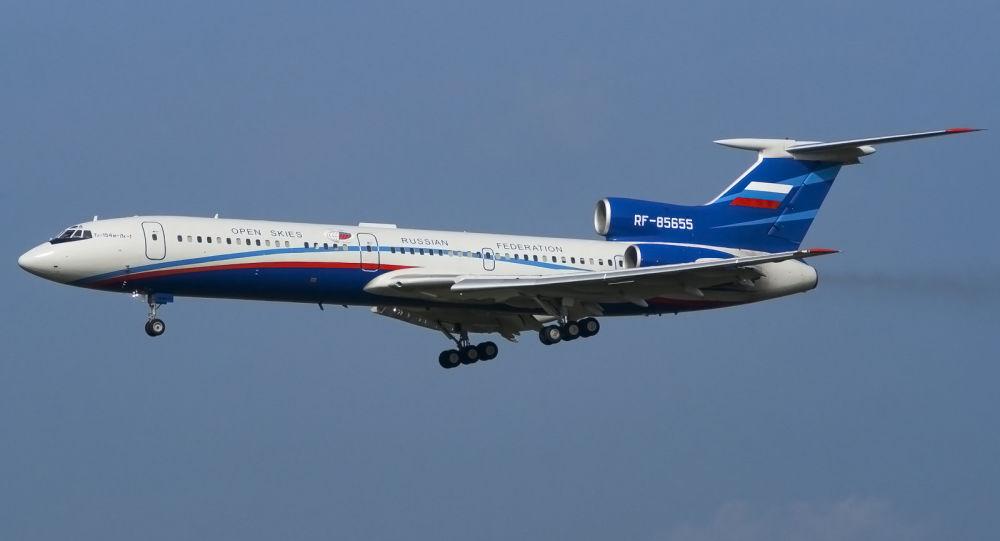Tu-154M-Lk-1 Russian Air Force (Open Skies)