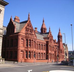 Birmingham Magistrates Court (Victoria Law Courts)