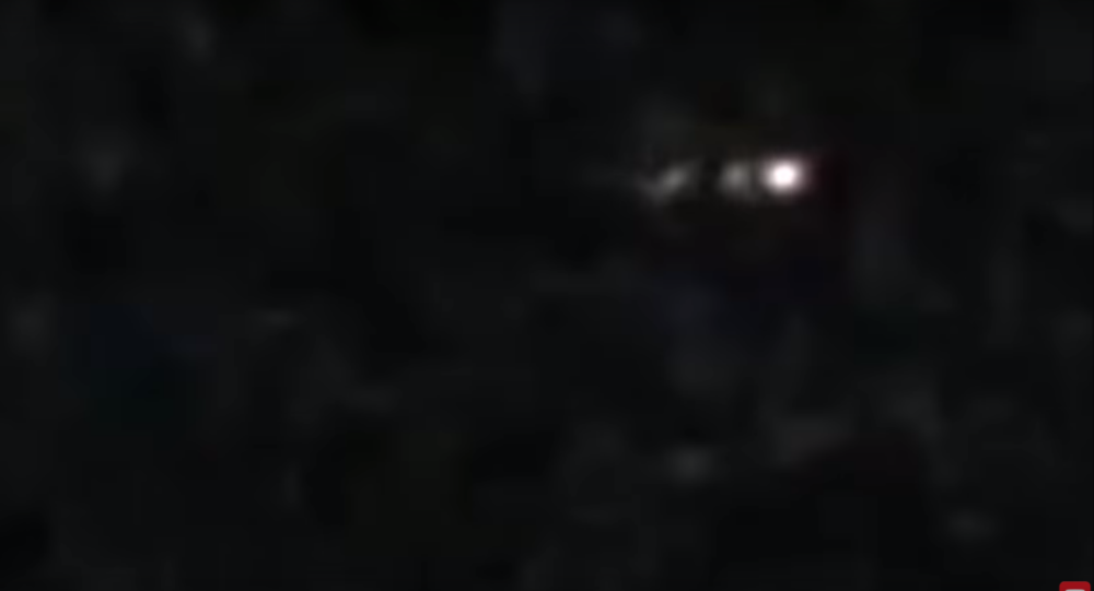 Mysterious lights appear in nighttime Utah skies on October 10, subsequently alarming UFO enthusiasts.