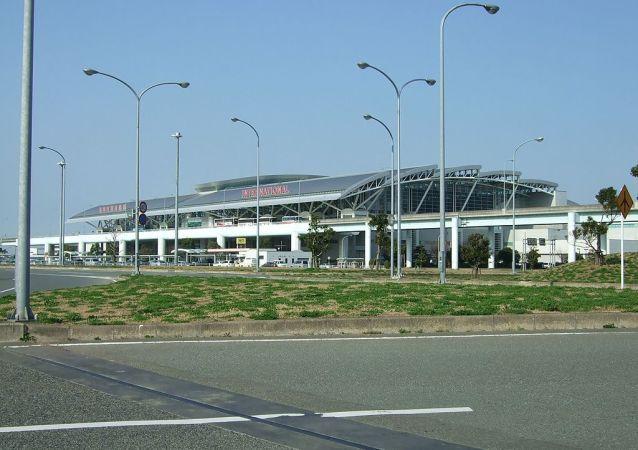 Fukuoka Airport international terminal
