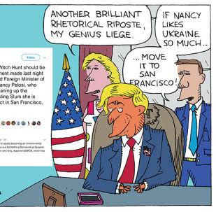 San Francisco Scapegoat