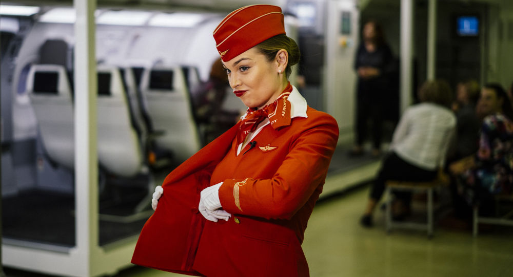 Practice Makes Perfect: Training Routine of Flight Attendants