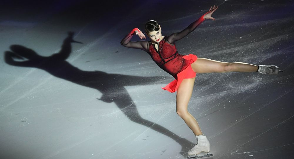 Russian Figure Skater Kostornaia Wins ISU Award For Best Newcomer of Season
