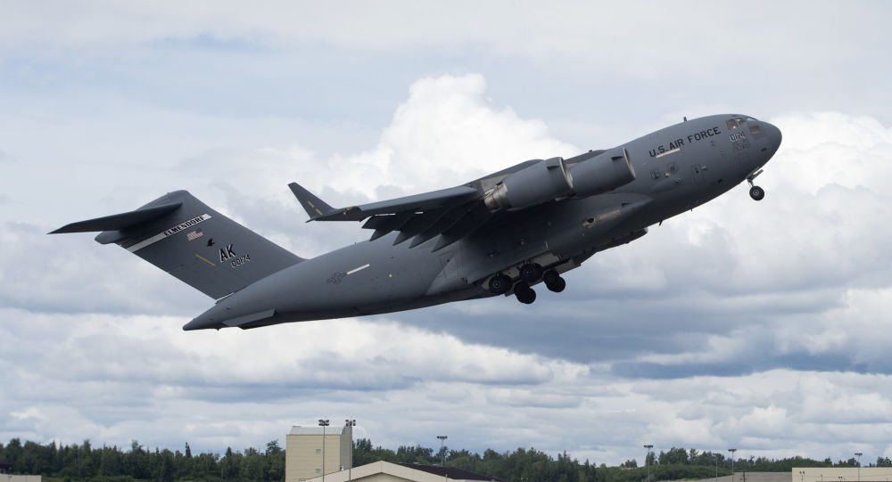 Caracas Accuses US of 'Flagrant Provocation' After USAF Plane Illegally Flies Over Venezuela