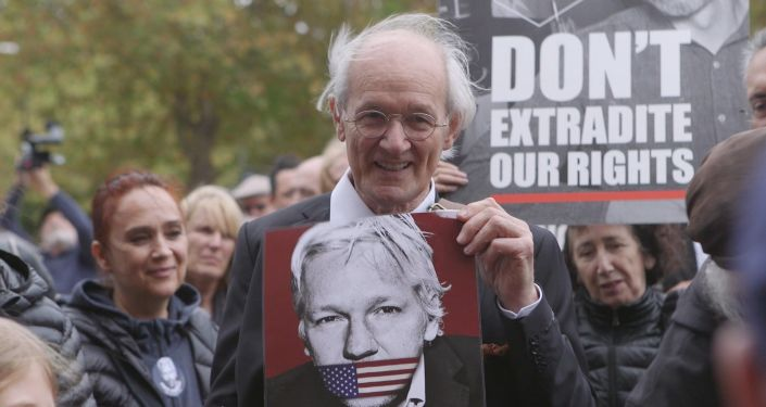 New Documentary on Julian Assange is About 'One of the Great Injustices of Our Time', Director Says