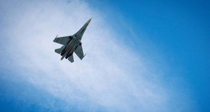 Russia Scrambles Su-27 to Intercept US Navy Reconnaissance Jet Over Black Sea
