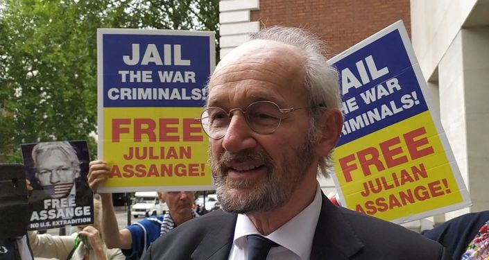 Assange's Defence Team Describes New Indictment as 'Astonishing' and Potentially 'Abuse of Conduct'
