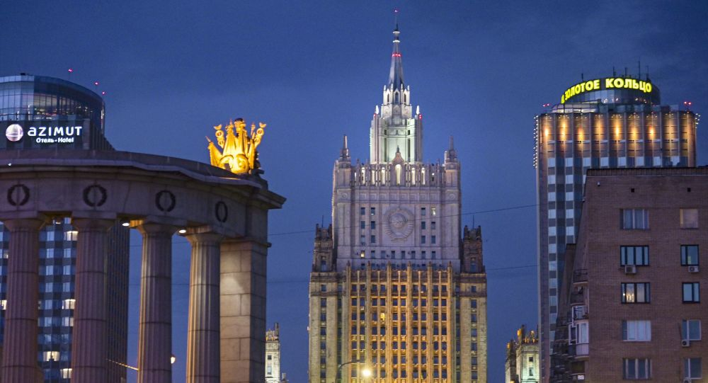 Russian Foreign Ministry Calls For Immediate Ceasefire, Negotiations in Nagorno-Karabakh