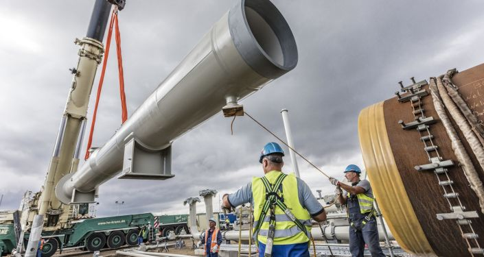 Biden Believes Nord Stream 2 Pipeline Bad Deal for Europe, WH Says