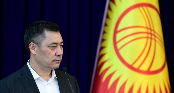 Kyrgyz Parliament Approves New Cabinet Led by Sadyr Japarov - Sputnik  International