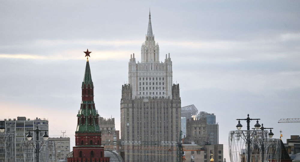 Russia Concerned by Baltic Nations' Continuous Assault on Media Freedom, Foreign Ministry Says
