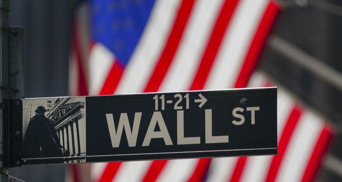 'F**k Robinhood': Protests Rock New York Stock Exchange Amid GameStop Craze - Videos