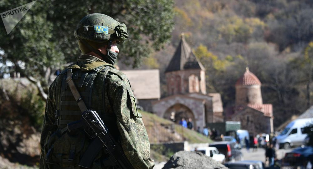 Ankara Says Turkish Military Will Work in Monitoring Centre With Russia on Karabakh For 1 Year